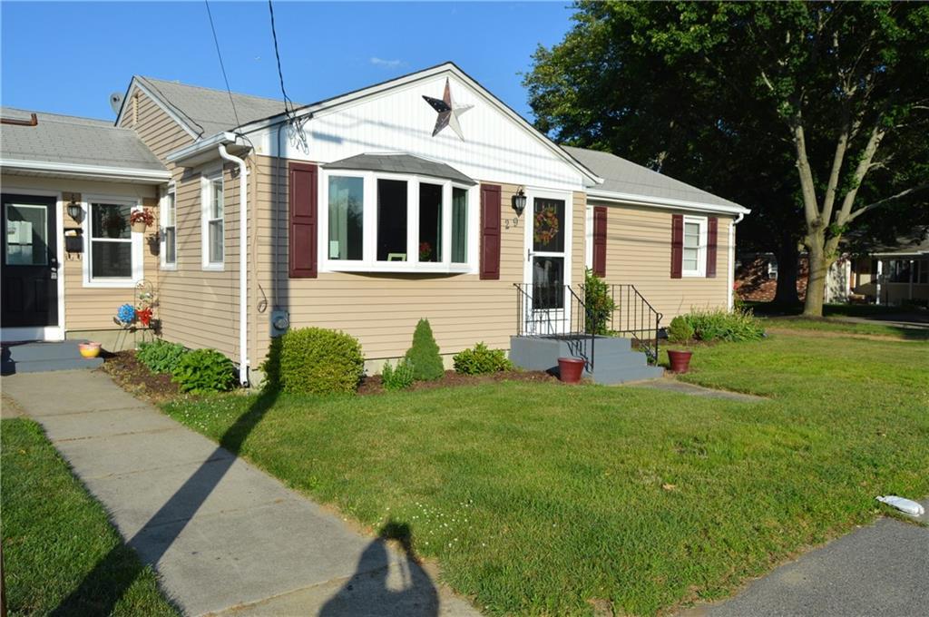 29 Campbell AV, North Providence, RI 02904