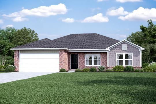 6107 SW Sumter RD, Bentonville, AR 72712