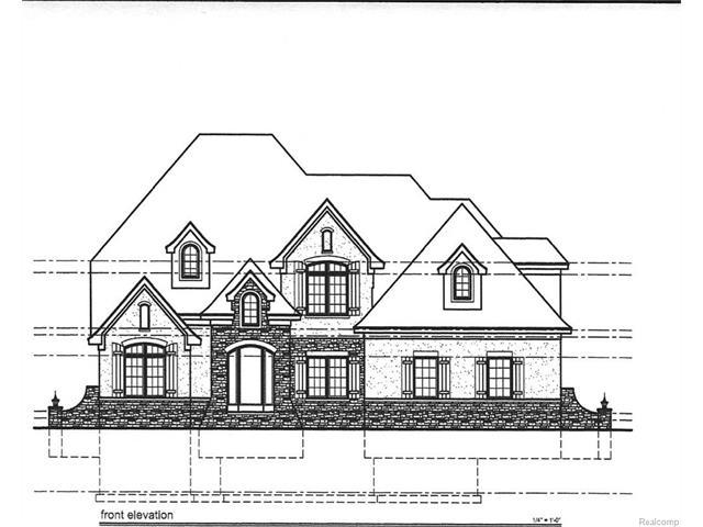 vl Hickory Grove RD, Bloomfield Hills, MI 48302