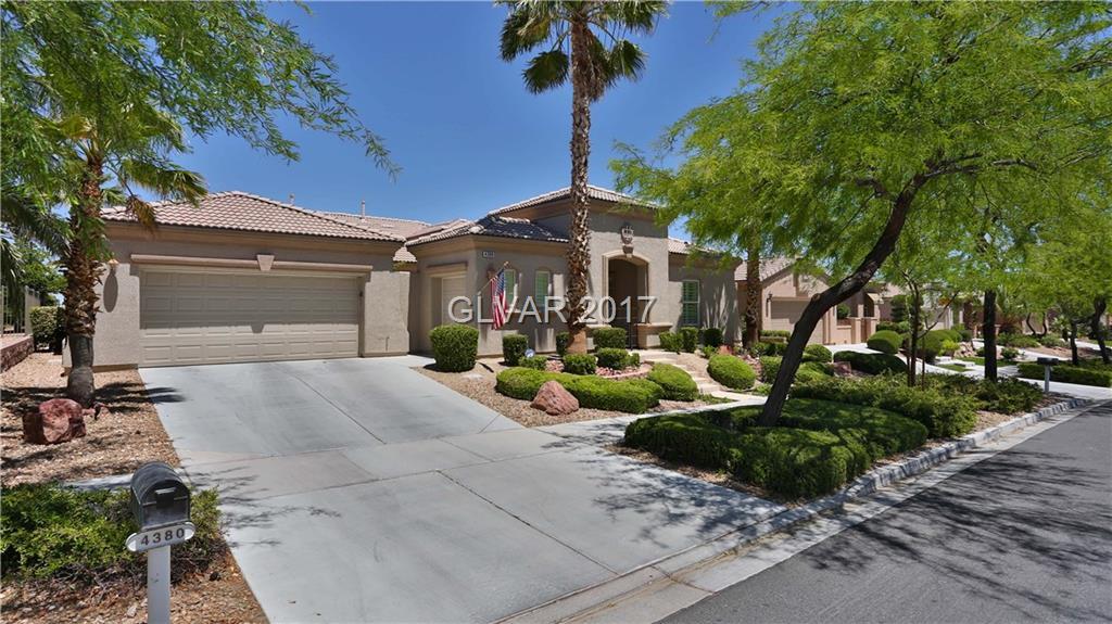 4380 FIORE BELLA Boulevard, Las Vegas, NV 89135