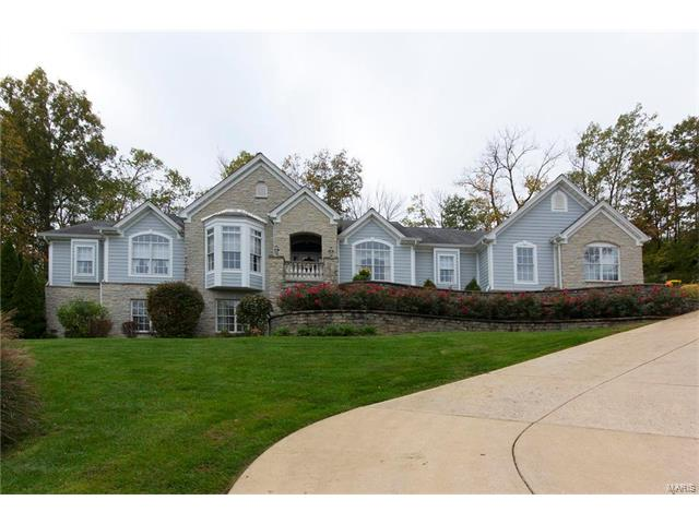 9543 Country Club Green Drive, Sunset Hills, MO 63127
