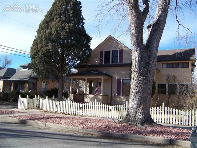 118 E JEFFERSON Street, Colorado Springs, CO 80907