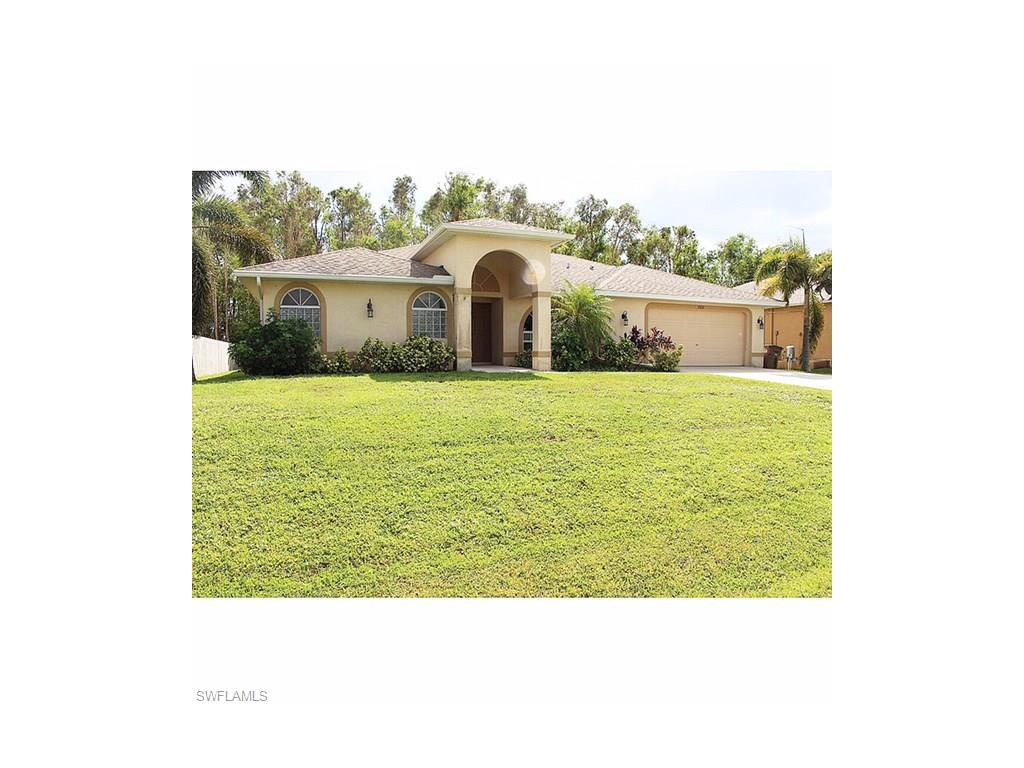 2212 SW 32nd ST, CAPE CORAL, FL 33914