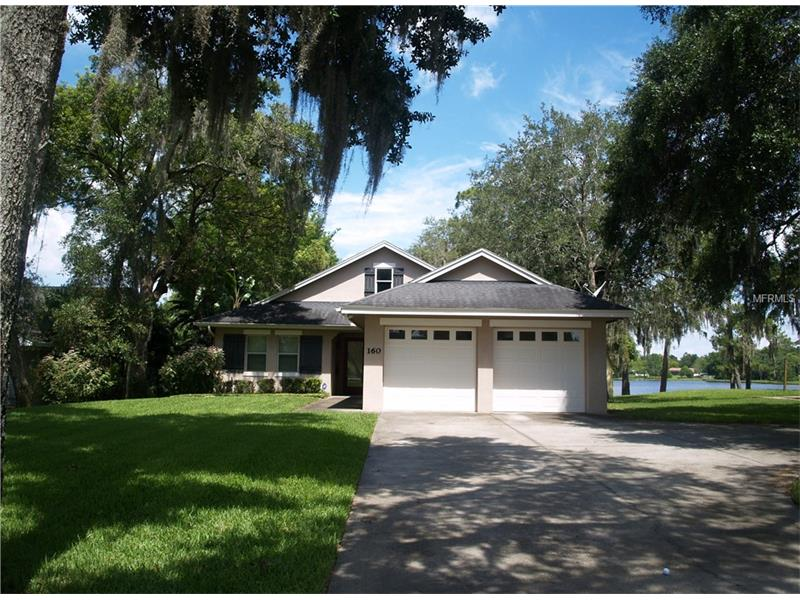 160 S WINTER PARK DRIVE, CASSELBERRY, FL 32707