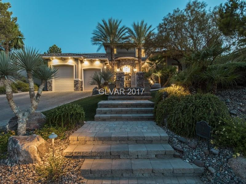 5 VIA RAVENNA Court, Henderson, NV 89011
