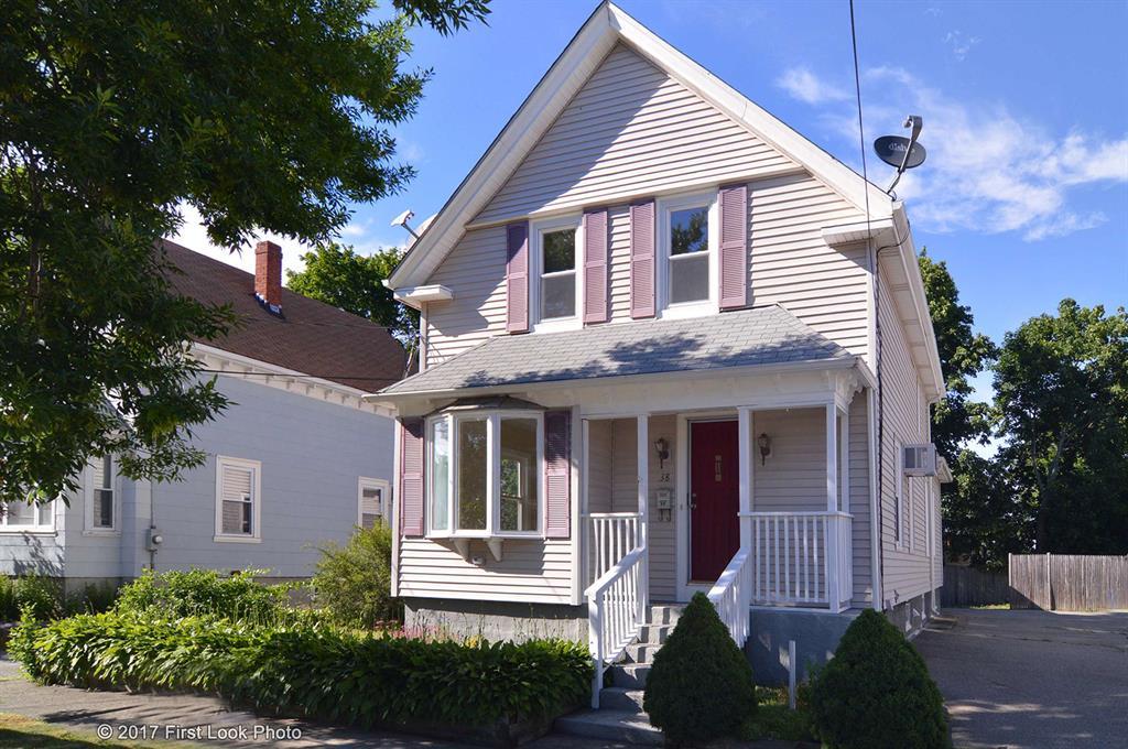 38 Russell AV, East Providence, RI 02914
