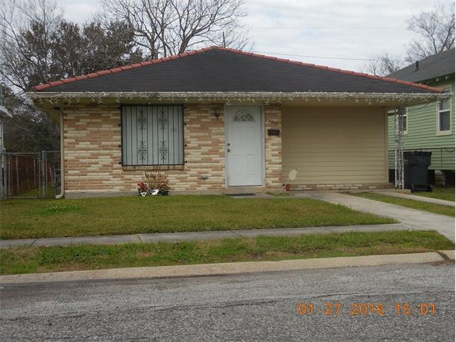 3517 CLERMONT Drive, New Orleans, LA 70122