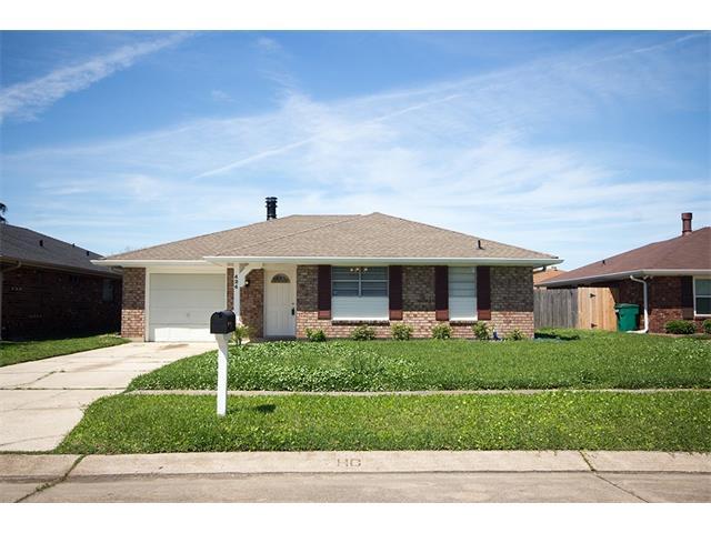 424 PELLERIN Drive, Kenner, LA 70065