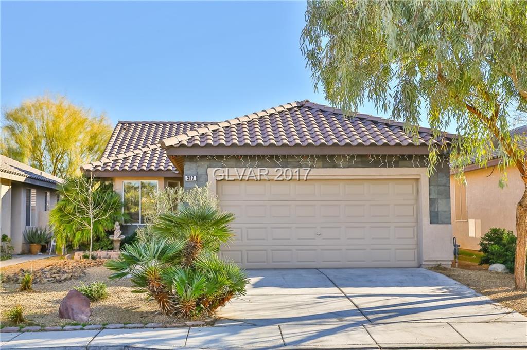 387 GOLDEN SHORE Drive, Las Vegas, NV 89123