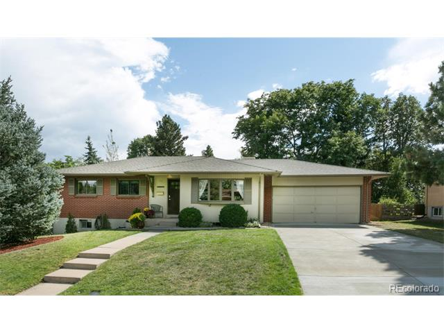 13942 W 20th Place, Golden, CO 80401