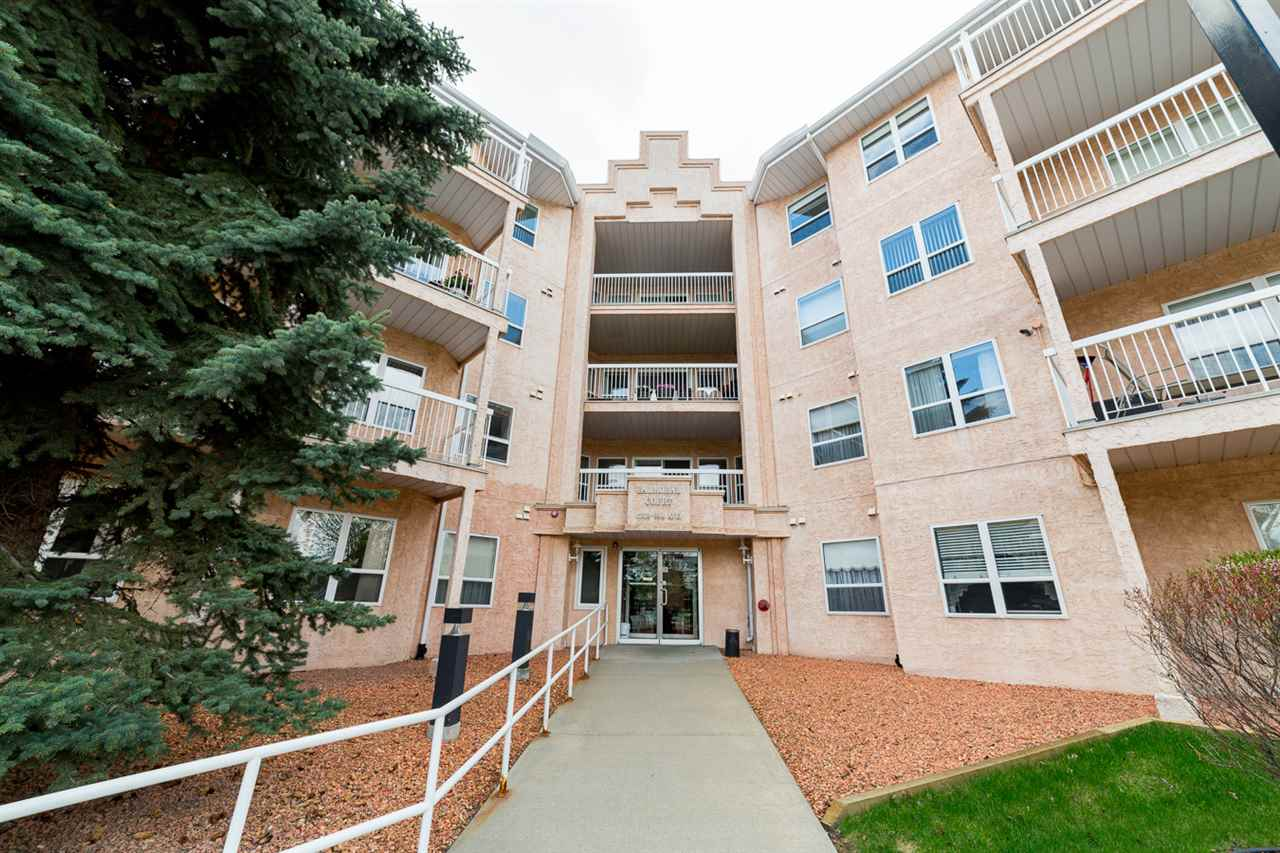 #209 17519 98A Ave, Edmonton, AB T5T 6C1