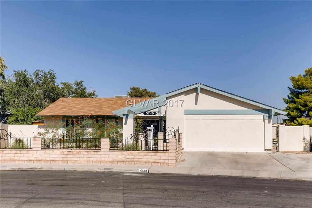 5143 MARTINGALE Avenue, Las Vegas, NV 89119