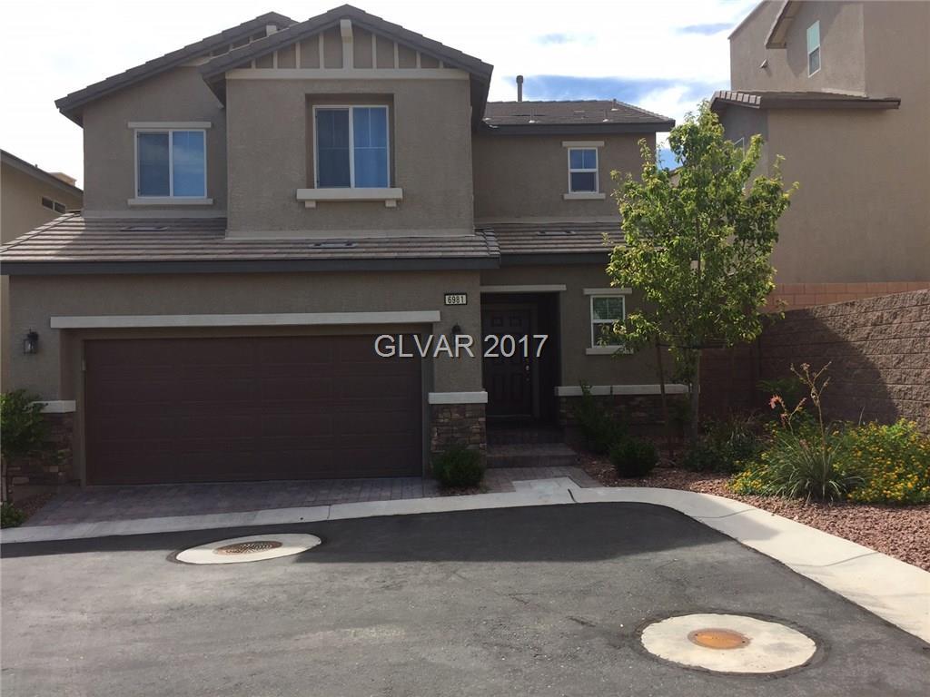 6981 DOUBLEDAY PARK Street, Las Vegas, NV 89166