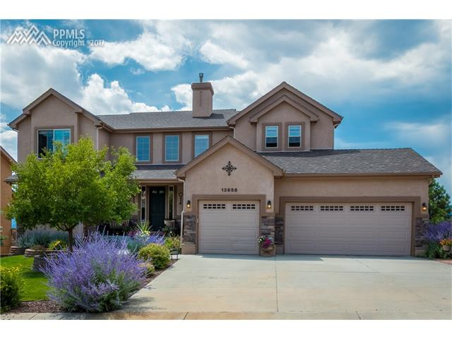 13958 Sierra Knolls Court, Colorado Springs, CO 80921