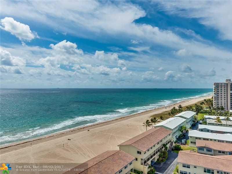 6000 N Ocean Blvd 14F, Lauderdale By The Sea, FL 33308