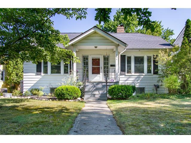 145 HIGHLAND Avenue, Rochester, MI 48307
