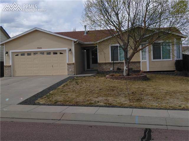 7318 Sue Lane, Colorado Springs, CO 80925