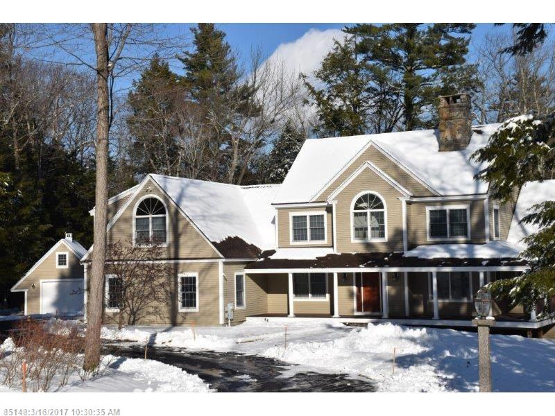 6 Evergreen DR , Falmouth, ME 04105