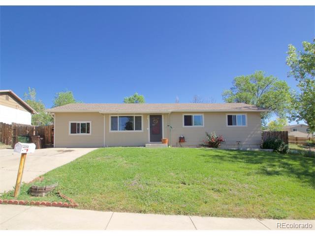 1286 Chiricahua Drive, Colorado Springs, CO 80915