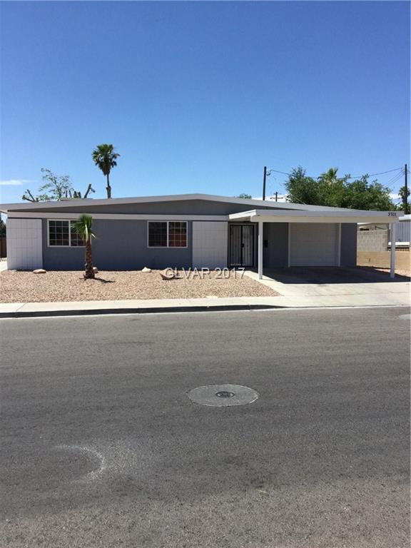 3701 EL CORTEZ Avenue, Las Vegas, NV 89102