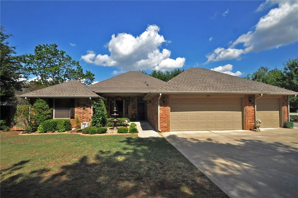 210 Eddie Lane, Newcastle, OK 73065