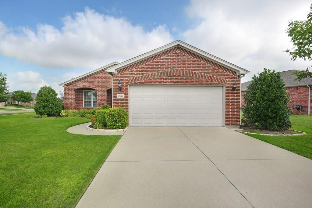 1088 Centennial Mill Lane, Frisco, TX 75034
