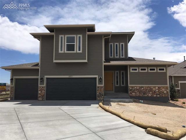 6859 Black Saddle Drive, Colorado Springs, CO 80924
