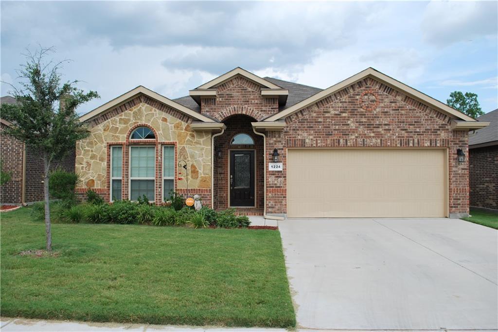 1224 Scott Drive, Weatherford, TX 76087