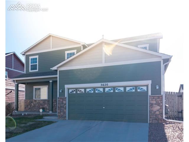 3620 Wild Daisy Lane, Colorado Springs, CO 80925