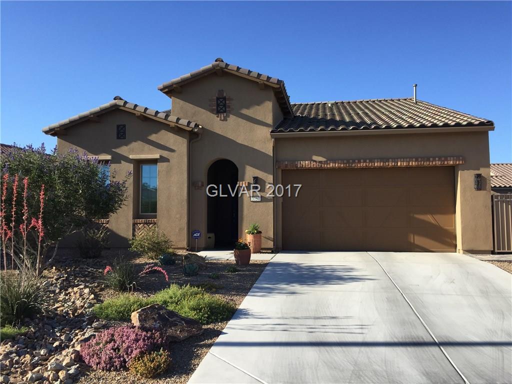 3757 GREENBRIAR BLUFF Avenue, North Las Vegas, NV 89081