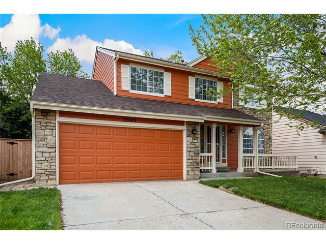 3560 Boardwalk Circle, Highlands Ranch, CO 80129