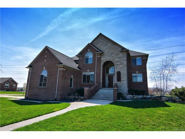 8908 Ridge Drive, Washington Twp, MI 48095