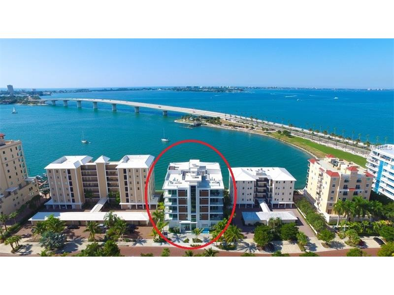 188 GOLDEN GATE POINT 302, SARASOTA, FL 34236