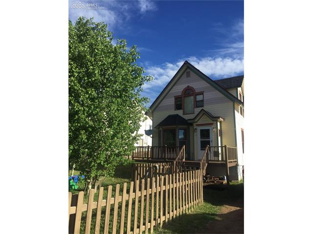 319 THURLOW Avenue, Cripple Creek, CO 80813