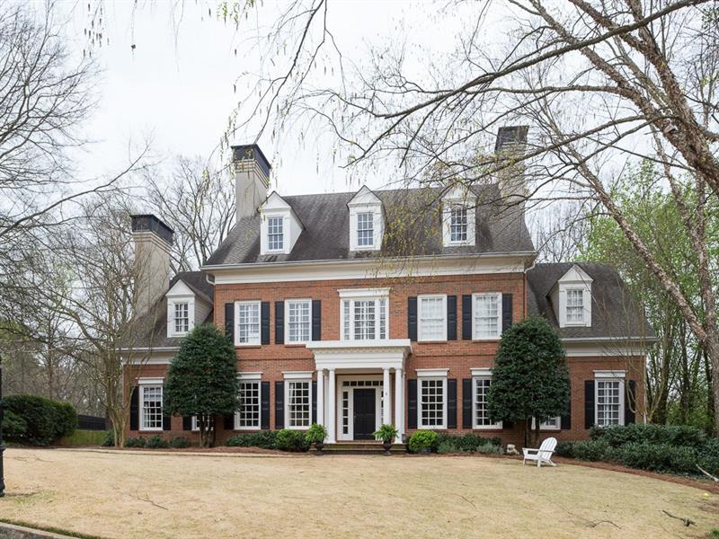 1384 Wesley Circle, Atlanta, GA 30327