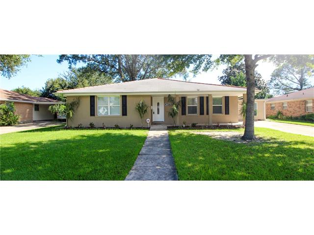 4609 JAMES Drive, Metairie, LA 70003