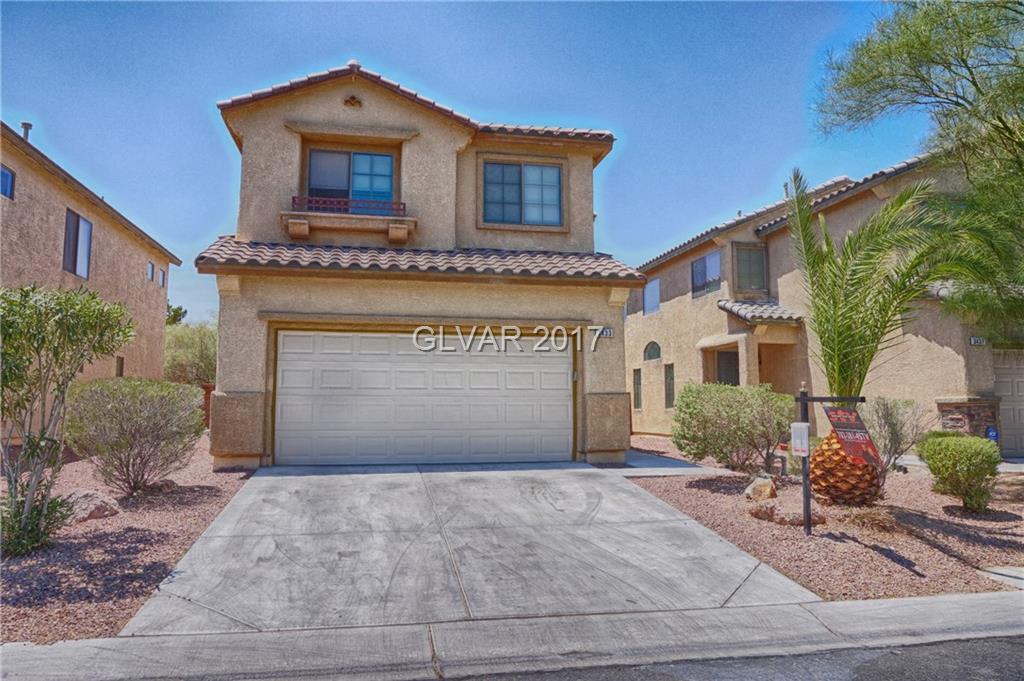 3433 LONESOME DRUM Street, North Las Vegas, NV 89032