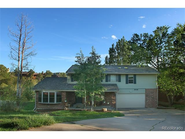 8646 Thunderbird Road, Parker, CO 80134