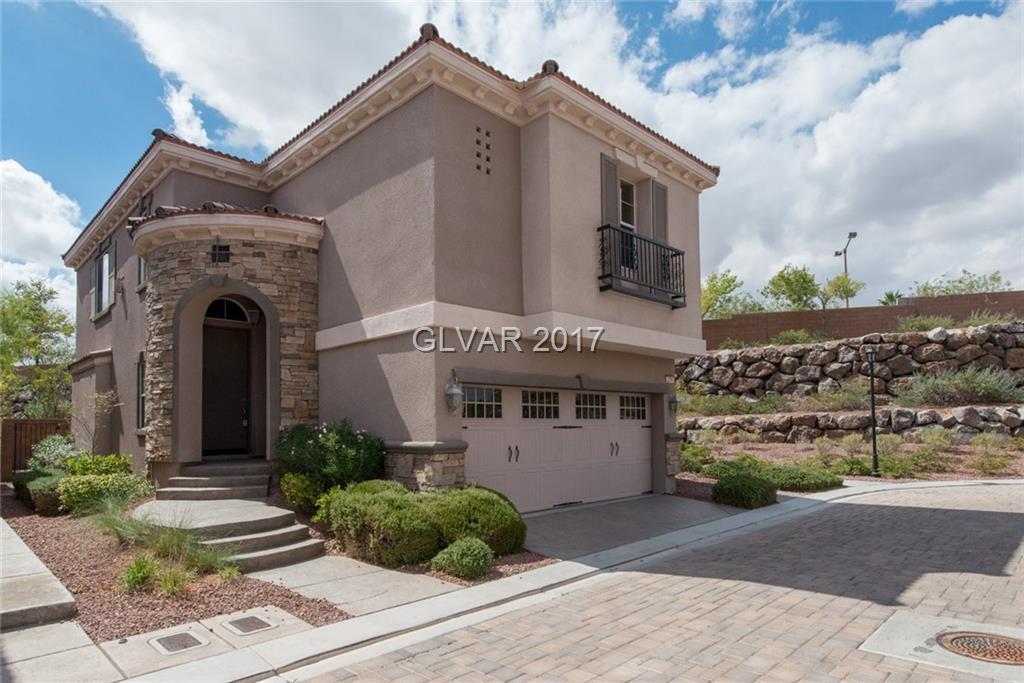 2299 ARAGON CANYON Street, Las Vegas, NV 89135