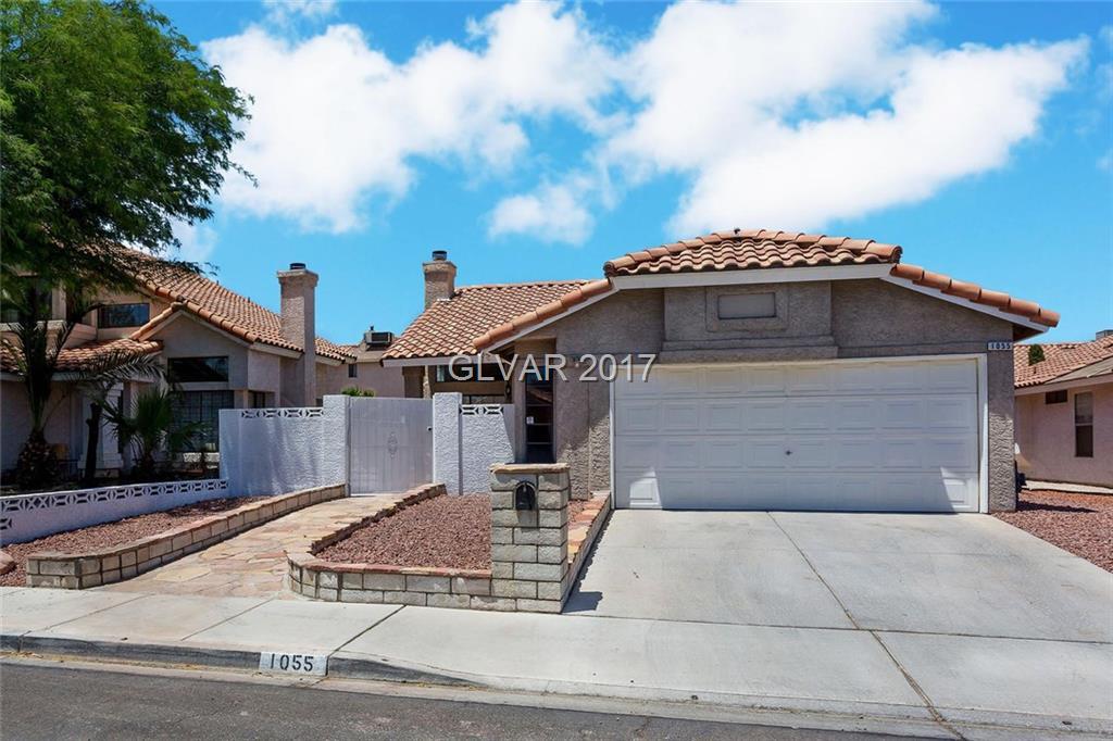 1055 PLACERVILLE Street, Las Vegas, NV 89119