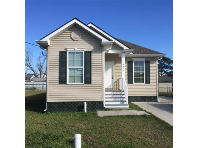 3407 MANDEVILLE Street, New Orleans, LA 70112