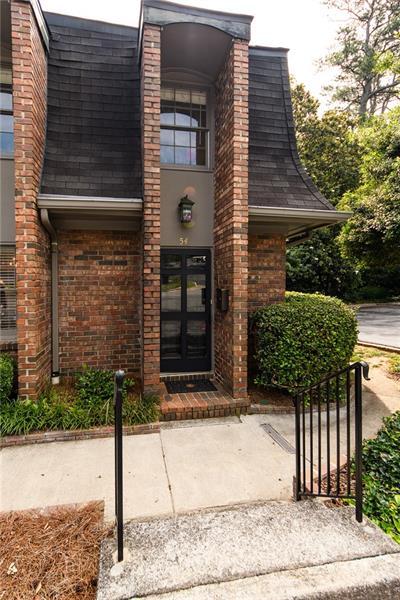 70 NE Old Ivy Road 54, Atlanta, GA 30342