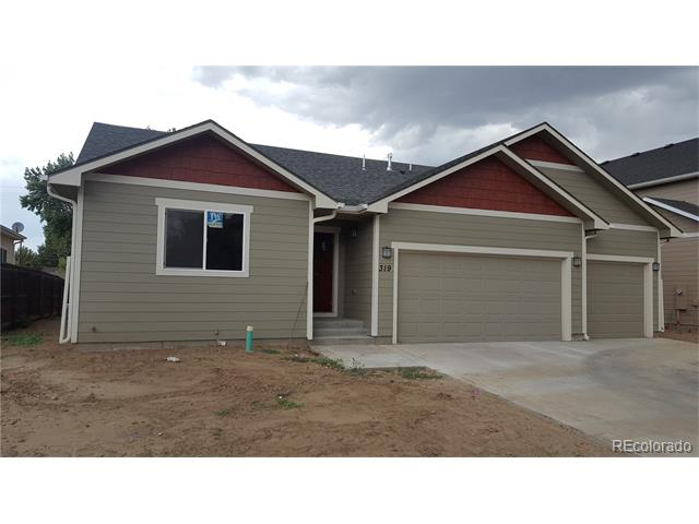 319 Brophy Court, Frederick, CO 80530