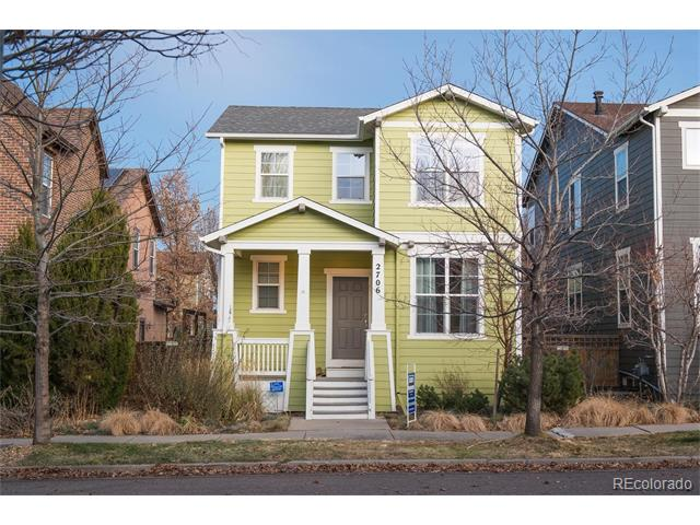 2706 Xanthia Street, Denver, CO 80238