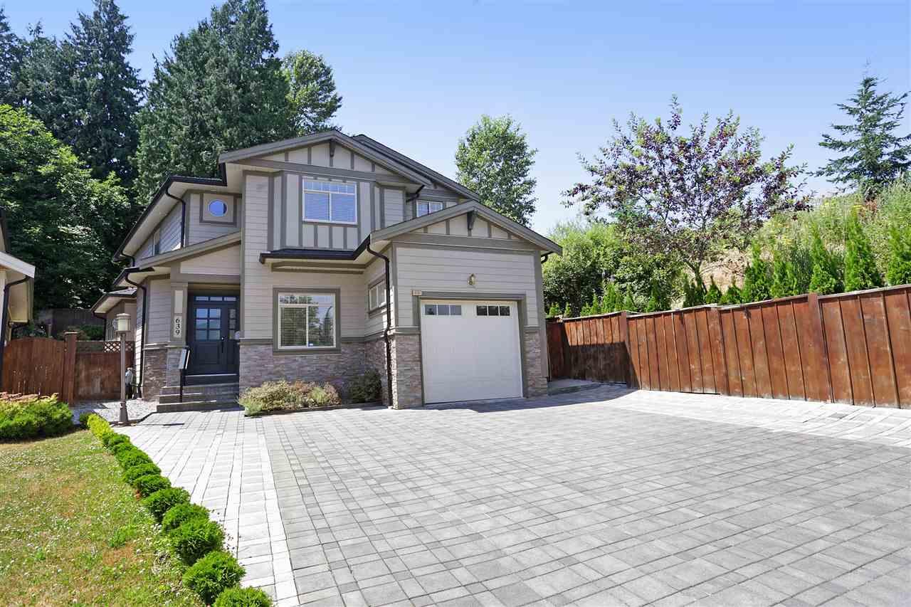 639 W 24TH CLOSE, North Vancouver, BC V7M 0A3