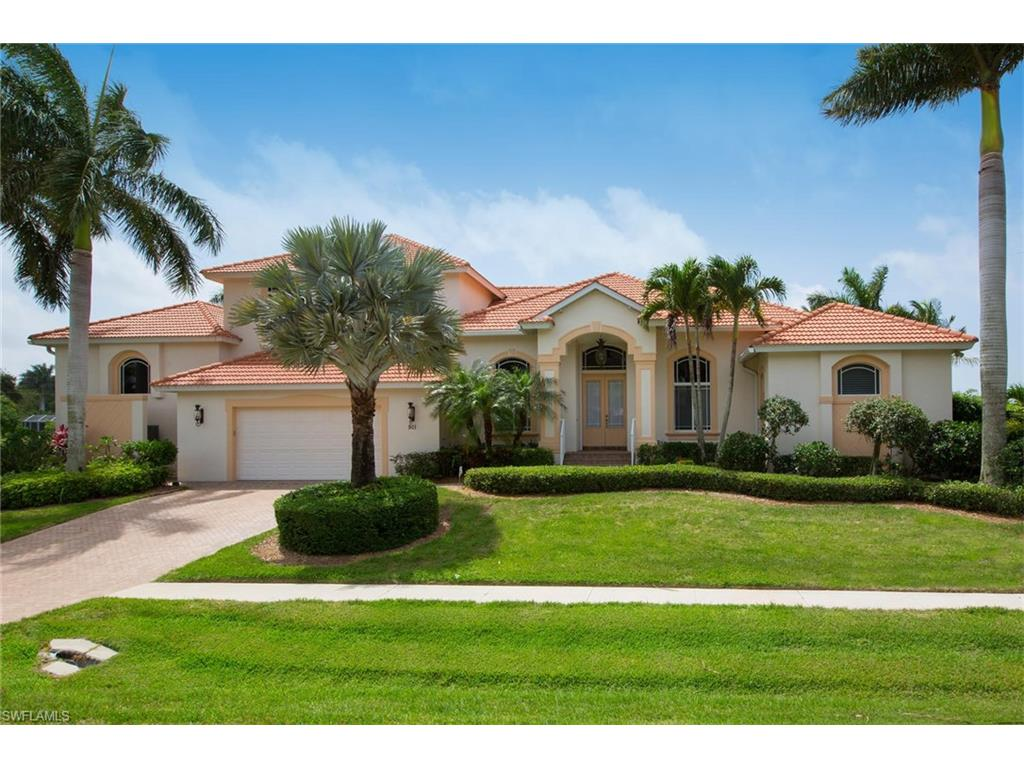 901 Inlet DR, MARCO ISLAND, FL 34145