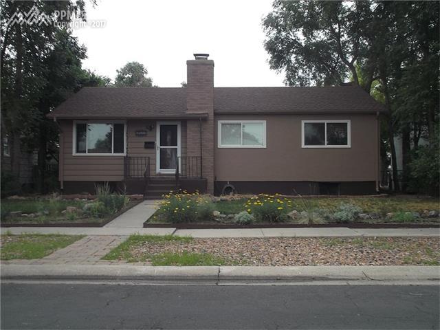 2633 Waldean Street, Colorado Springs, CO 80909