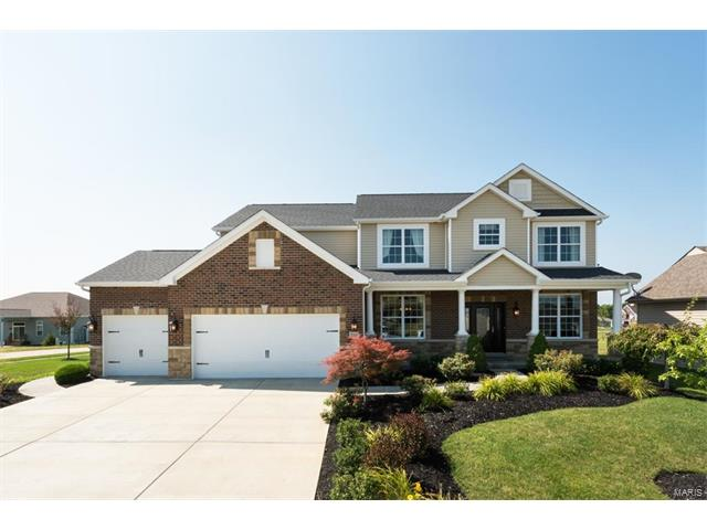 126 Central Park Avenue, Foristell, MO 63348