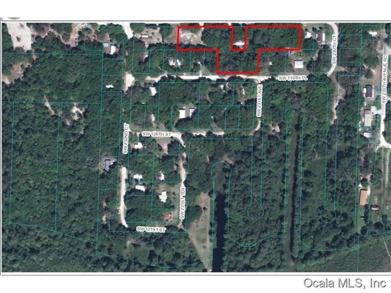 23170 SW 119TH STREET, DUNNELLON, FL 34431