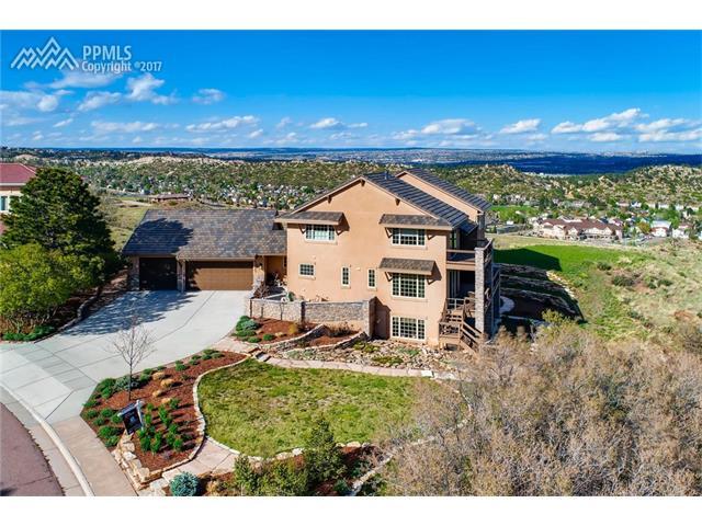 5345 Chambrey Court, Colorado Springs, CO 80919